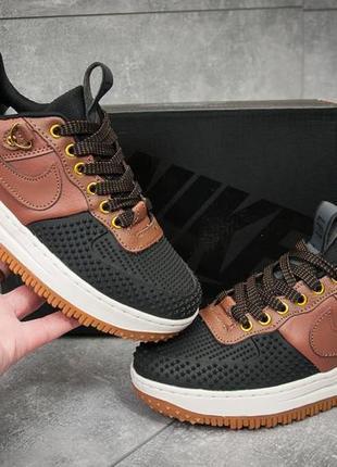Стильні жіночі кросівки  nike lf1, шкіряні. 23,9см. кроссовки женские, кожаные.