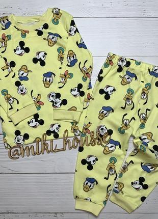 Пижама george с микки маус