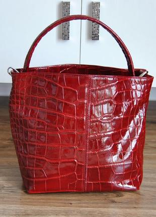 Кожаная сумка италия / шкіряна сумка