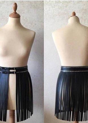 Портупея юбка