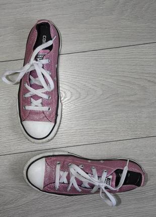 Кеды converse оригинал размер 34 стелька 21 см