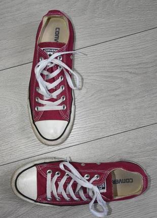 Кеды converse оригинал размер 39 стелька 24,5-25 см