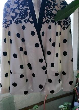 Новый элегантный пиджак фирмы fink modell