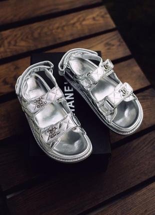 Sandals silver leather женские серебристые босоножки сандалии из натуральной кожи срібні сріблясті жіночі босоніжки сандалі із натуральної шкіри