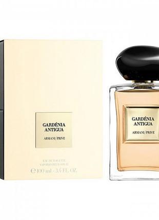 Giorgio armani prive gardénia antigua (тестер luxury orig.pack!) edt 100 ml