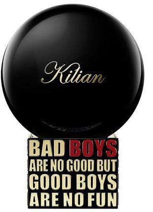 Kilian bad boys are no good but good boys are no fun (тестер luxury orig.pack!) edp 100 ml