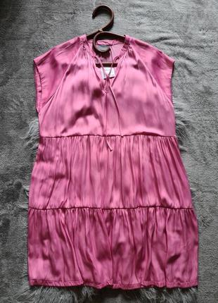 Лёгкое  платье  оверсайз yessika от  ca