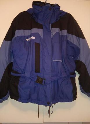 Куртка курточка лыжная горнолыжная винтаж винтажная