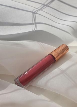 Блеск для губ nude - номер 06 лепестки розы