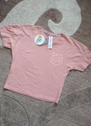 Укорочена футболка