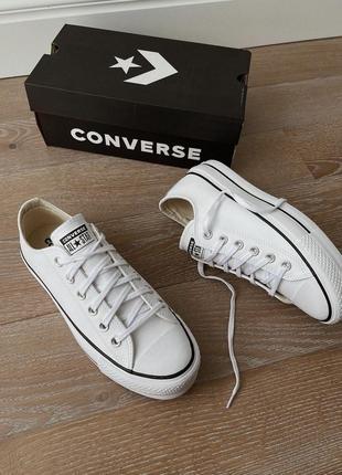 Converse кеди