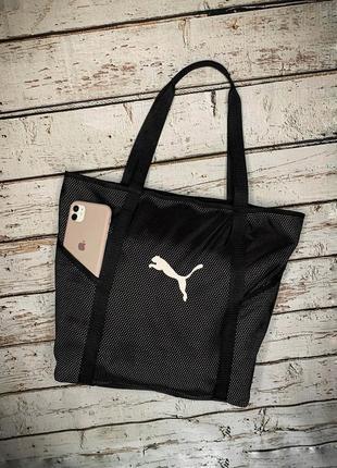 Новая качественная сумка шоппер / авоська / сетка / шопер