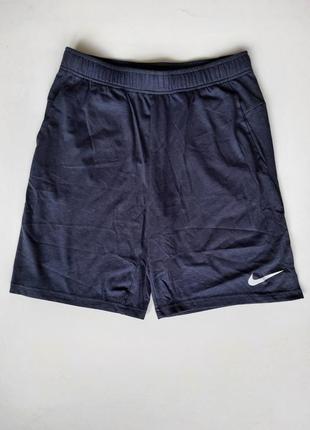 Мужские шорты nike m nk dri-fit cotton short cj2044-473