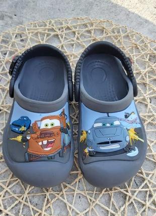 Крокси.crocs 25.🌊 крокси хочуть на море..🌞🌊🌊 , шльопанци,сабо,шльопки, крокси на хлопчика.