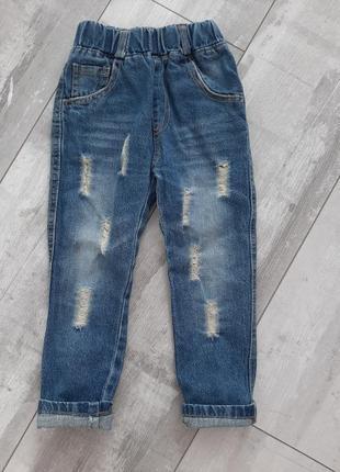 В наличие очень классные джинсы,уни на 1-2года!