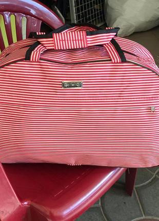 Облегченная дорожная сумка,сумка для вещей