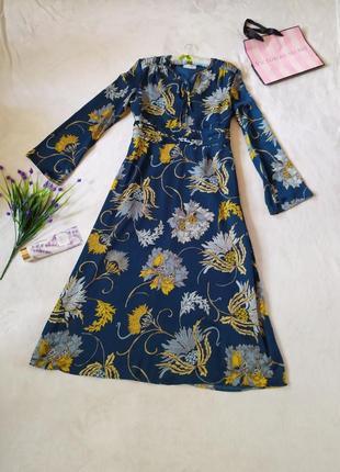 Красивое миди платье 12 размер сукня міді 12 розмір 💃😍💃