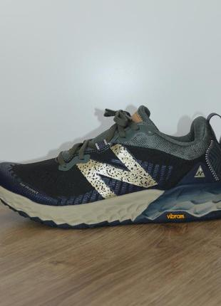 Мужские кроссовки new balance, trail, fresh foam, новые, оригинал
