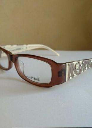 Распродажа фирменная оправа под линзы,очки оригинал gf.ferre gf35903
