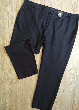 Новые тиснëные брюки бошьшой размер m&s