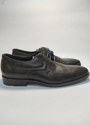 Туфли мужские lloyd кожаные новые премиум бренд