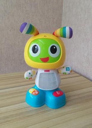 Інтерактивна іграшка fisher-price робот бібо.
