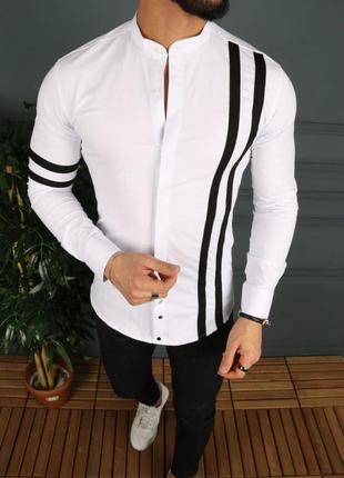 Сорочка з смужками
