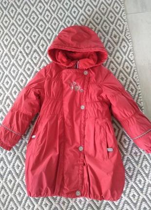 Куртка, пальто lenne, 116