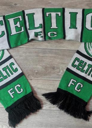 Футбольный шарф celtic