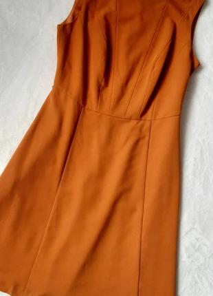 Горничное платье сарафан oodji 48-50 рр в деловом стиле