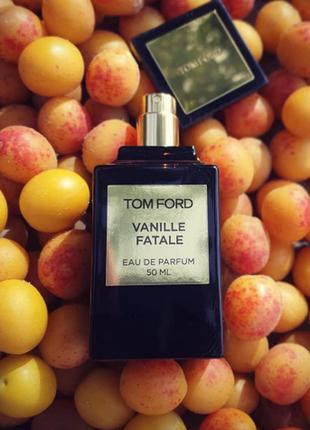Женский стойкий ванильный аромат в стиле vanille fatale из дубая,восточная парфюмерия