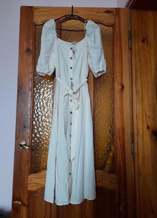 Нове літнє плаття h&m xs s