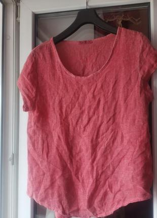 Льняная блуза colette