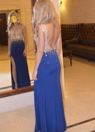 Шикарне плаття американського бренду jovani