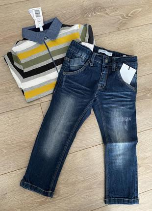 Стильні джинсики name it
