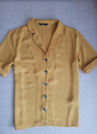 Блуза рубашка розмір 36