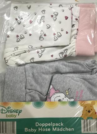 Комплект дитячих хлопкових штанців