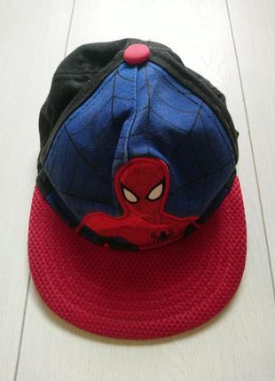 Бейсболка spiderman