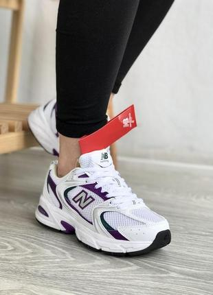 Женские стильные спортивные кроссовки new balance 5302 фото
