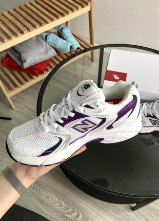 Женские стильные спортивные кроссовки new balance 5303 фото