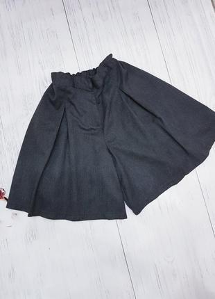Юбка-шорты фирмы next, на 12 лет, юбка в школу