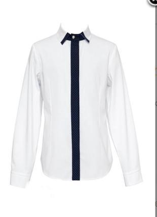 Блузка школьная sly арт 106