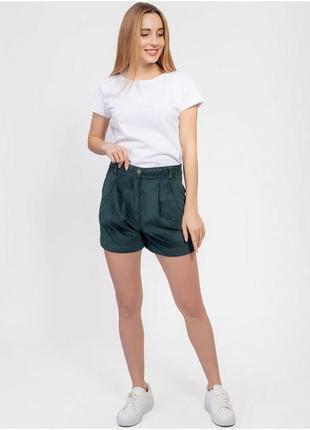 Стильные вельветовые шорты с удобными карманами