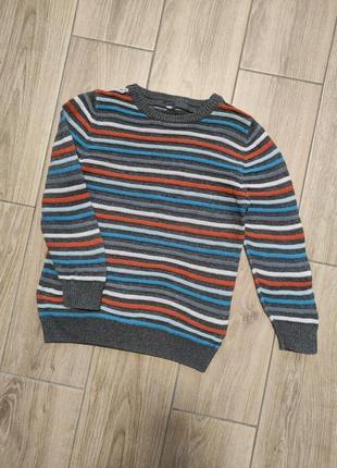Тонкий джемпер свитер реглан