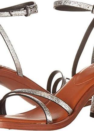 Актуальные босоножки franco sarto размер us8,5 eu38,5-39 кожа