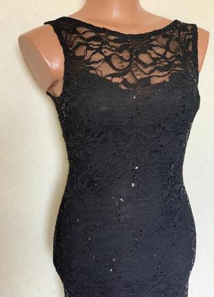 Шикарное вечернее платье по фигуре