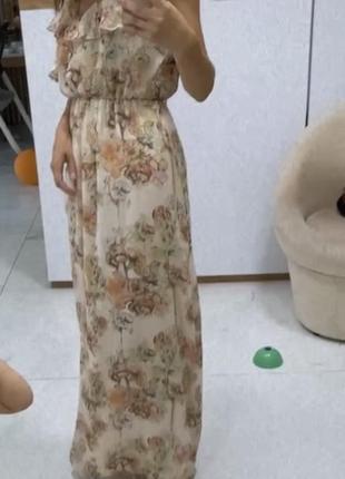 Платье сарафанчик