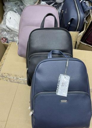 Стильный городской женский рюкзак david jones