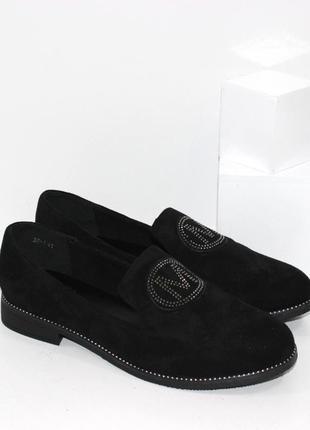 Туфли балетки / лоферы / мокасины