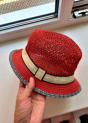 Шляпа панама панамка унисекс